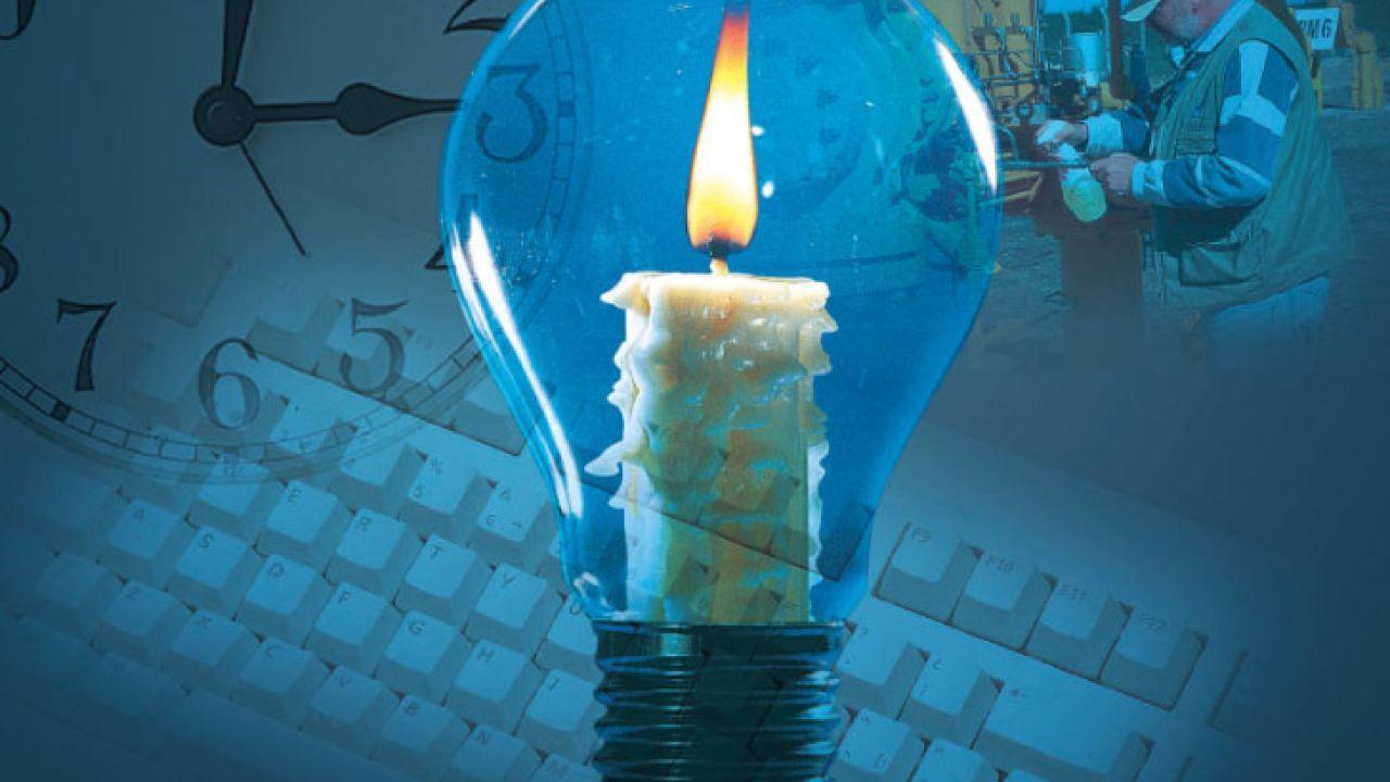 Entre el 10% y el 15% de los usuarios no paga la luz o el gas