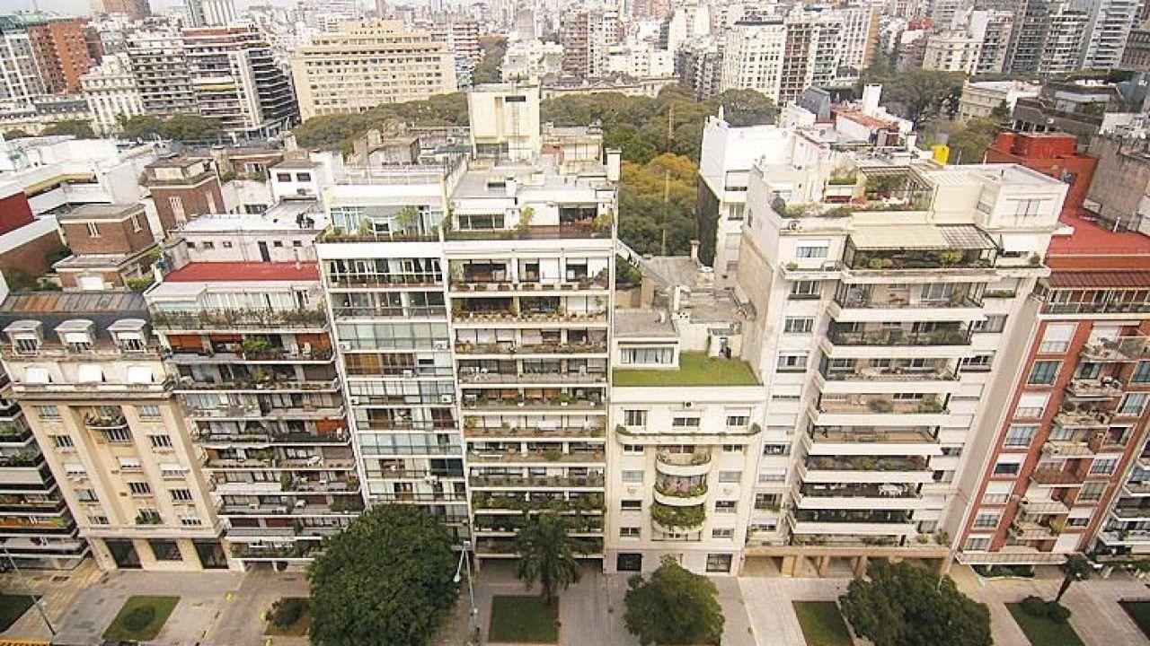 Habilitaron uso de espacios comunes en edificios en CABA   Foto:Cedoc