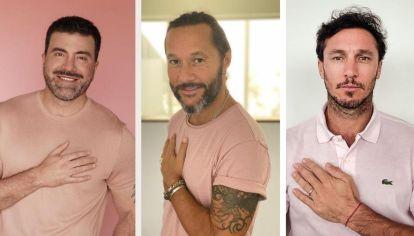 VIDEO: Los famosos que se vistieron de rosa para luchar contra el cáncer de mama