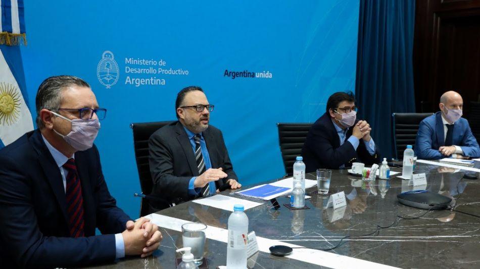 Consejo Economico y Social 2020 Kulfas Moroni