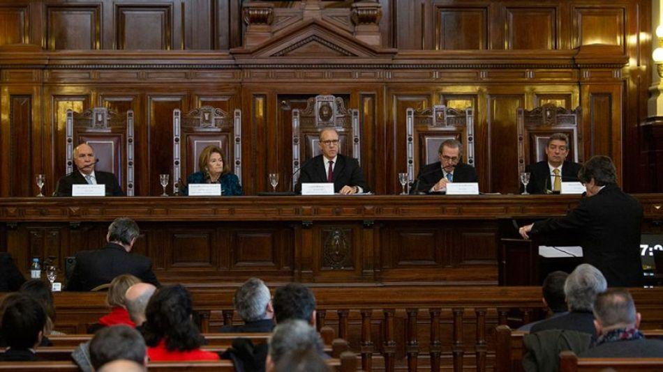 Corte Suprema de la Nación.