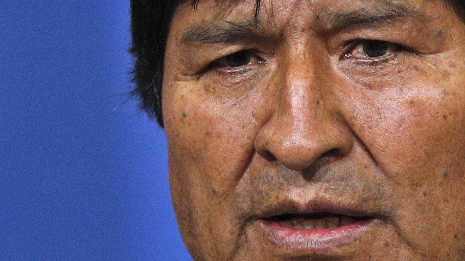 Evo Morales 20201019