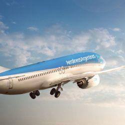 Lentamente, Aerolíneas Argentinas va retomando sus vuelos de cabotaje luego de la aprobación del Gobierno Nacional.