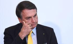 Jair Bolsonaro stock