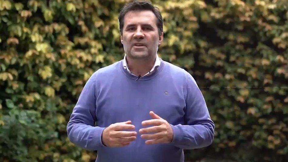 Darío Martínez, Secretario de Energía 20201020