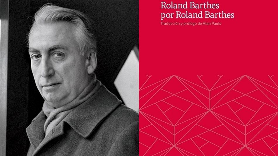 Roland Barthes 20201020