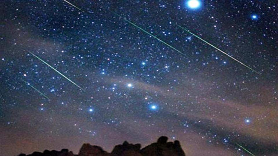 Estrellas de las Oriónidas