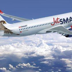 La aerolínea low cost Jet Smart retomará sus vuelos de cabotaje desde Ezeiza.