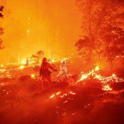 Incendios Argentina | Foto:Cedoc