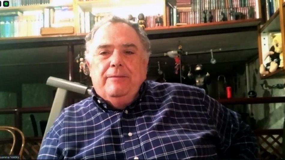 Entrevista a Eduardo Valdés 20201021