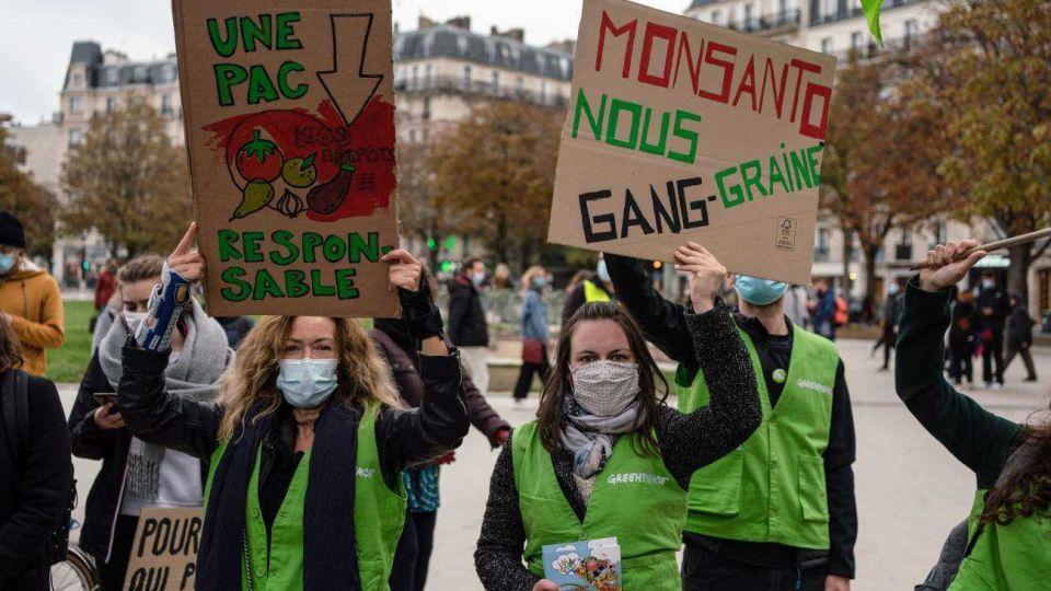 Las entidades ecologistas presionaban por más medidas ambientales.