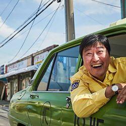 """Film """"Un taxista: los héroes de Gwangju"""""""