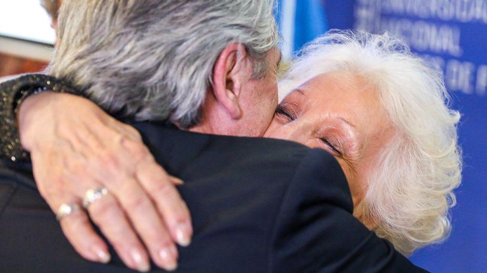 90 años de Estela de Carlotto