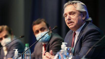 Alberto F. mantiene restricciones por el coronavirus por 14 días con el foco en 8 provincias