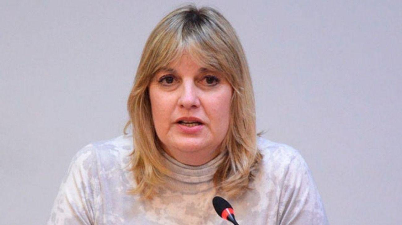 Patricia De Ferrari, diputada cordobesa de Juntos por el Cambio.