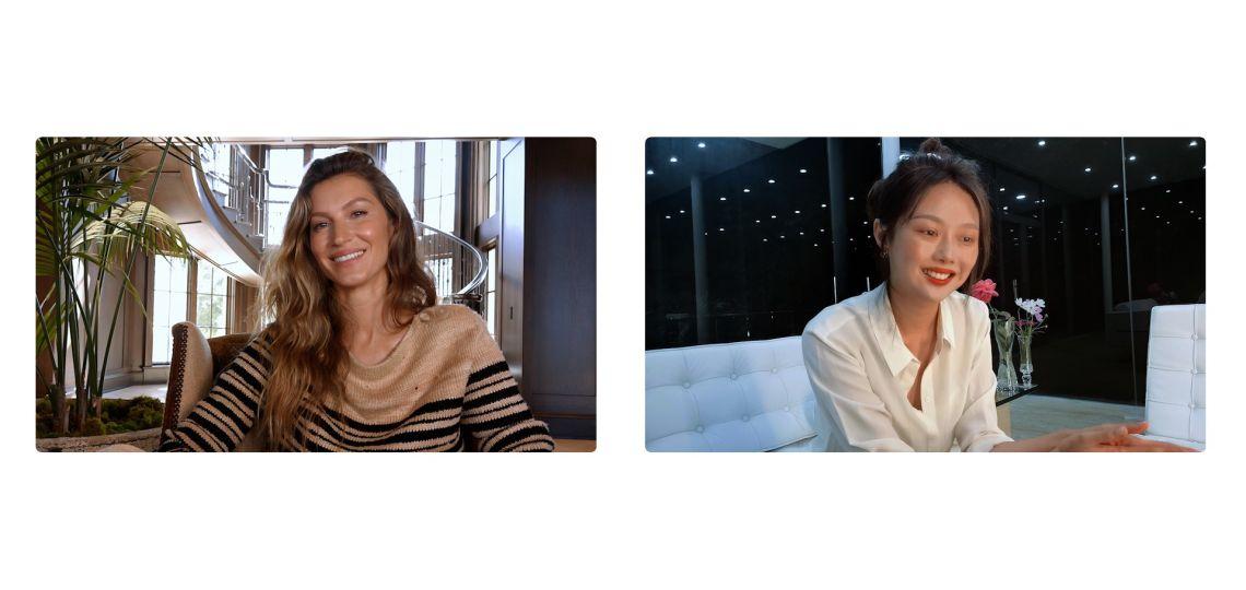¡Imperdible! La modelo Gisele Bündchen y una charla de belleza para todas