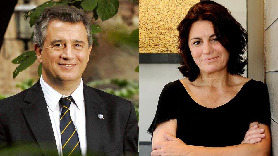 Dolores y Luís Etchevehere 20201023
