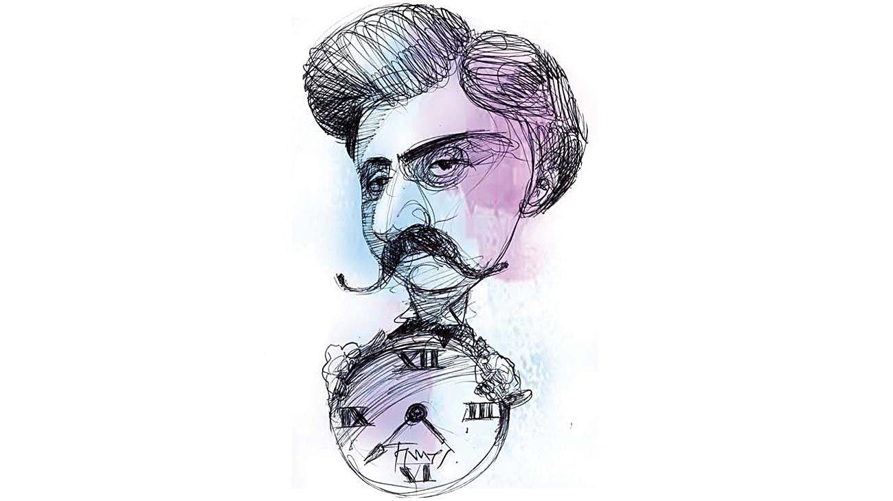 Tiempo al tiempo, Marcel Proust.