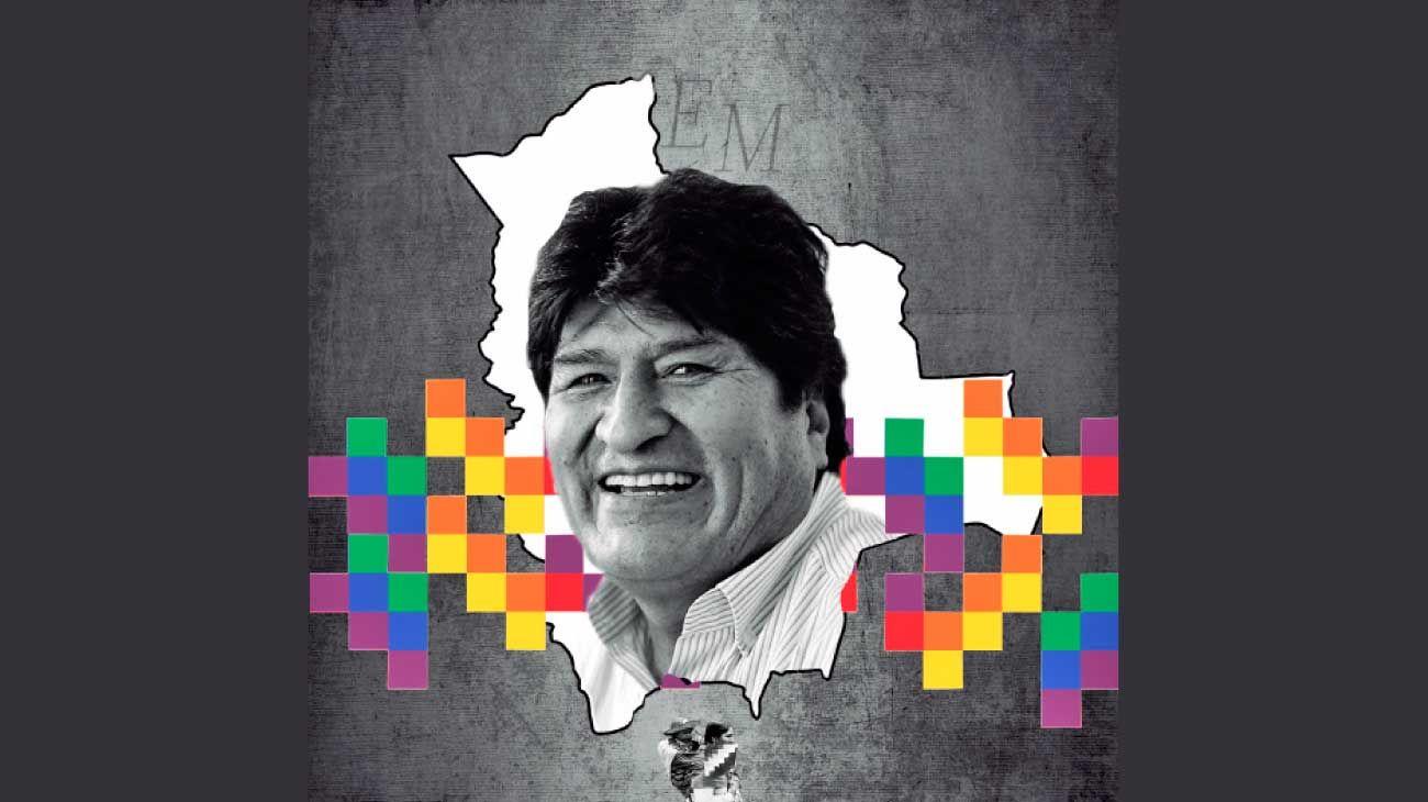 EVo lo sabía. En Volveremos, el libro que escribió desde su exilio argentino, el ex presidente pronosticó el triunfo del MAS,  su fuerza política, en las elecciones bolivianas.