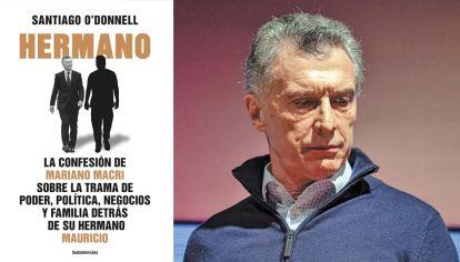 """Revés. Cuando Macri volvía a levantar su imagen pública, el libro """"Hermano"""" cuestiona su conducta."""