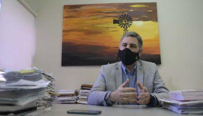 Oscar Sobko Fiscal caso Etchevere