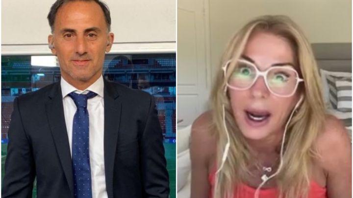 La palabra de Yanina Latorre tras el positivo de COVID de Diego Latorre