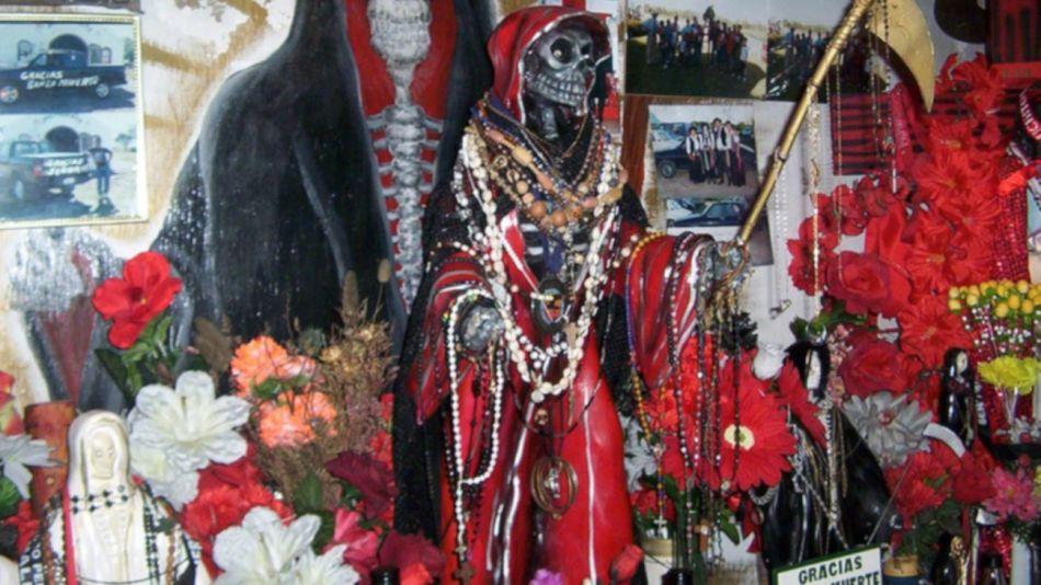 2020 10 26 Crimen San La Muerte Satanico