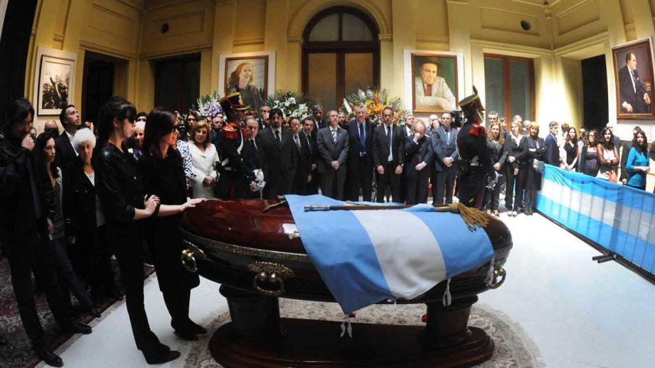 Velorio Nestor Kirchner 20201026