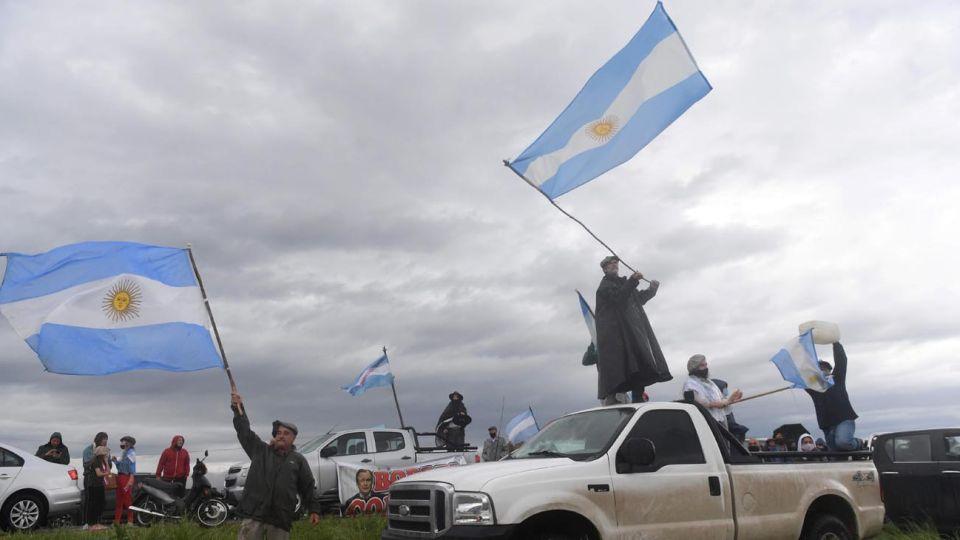 Conflicto en Entre Ríos por el campo de los Etchevehere 20201026