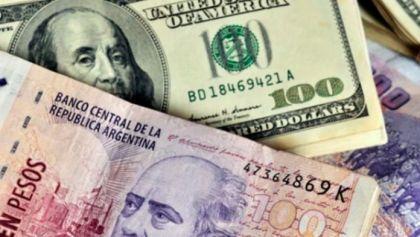 Dólares y pesos
