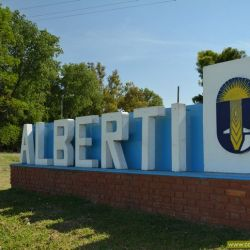 El apacible pueblo de Alberti fue fundado el 27 de octubre de 1877 por el genovés Andrés Vaccarezza.