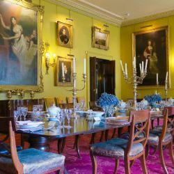 En la noble propiedad de Mount Stewart se percibe aún el aura de Lady Londonderry. Foto: Daniela David/dpa