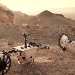 El nuevo rover se basa en el Axel Rover System, un sistema que fue creado hace varios años atrás.