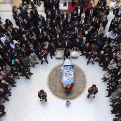 Aniversario Muerte Nestor Kirchner   Foto:Cedoc
