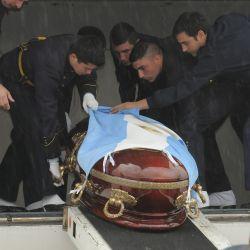 Aniversario Muerte Nestor Kirchner | Foto:Cedoc