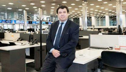 Ministro de Trabajo Claudio Moroni.