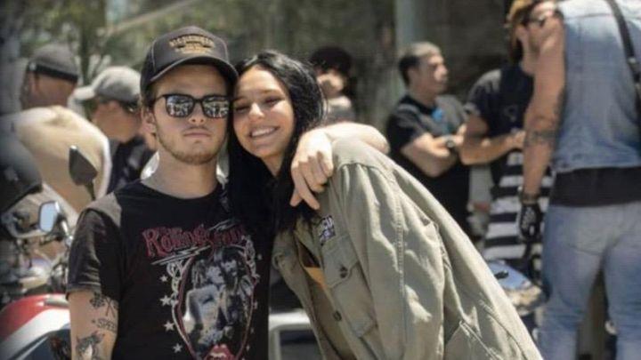 Juanita Tinelli viajó al exterior con la familia de Mika Bonomi