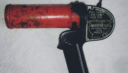 Pistola Antifyre