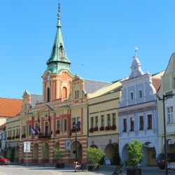 La pintoresca ciudad de Melnik, famosa por sus vinos, atrae a decenas de miles de turistas por año. Foto: Larissa Loges/dpa
