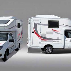 El vehículo tiene unos 5 metros de largo y con capacidad para dos personas.