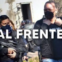 La foto que Berni subía a sus redes en las horas previas al desalojo. | Foto:Twitter