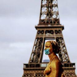 La pandemia en Francia.