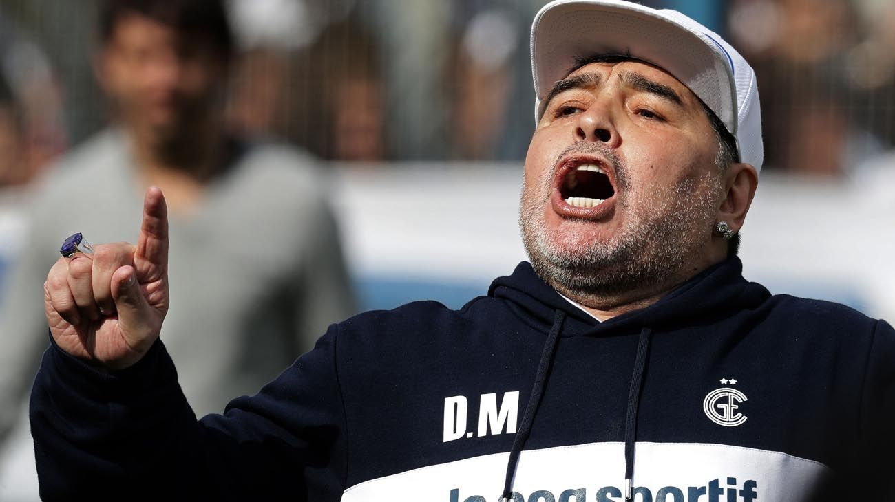 Cumpleaños 60 de Diego Armando Maradona