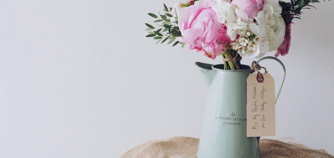 Flores de primavera: 5 tips para decorar tu casa