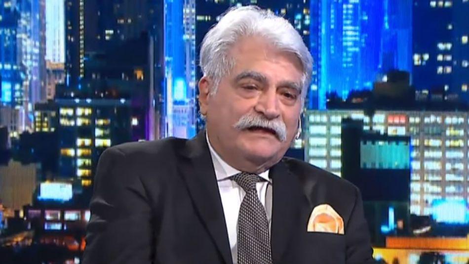 El analista político Jorge Asís