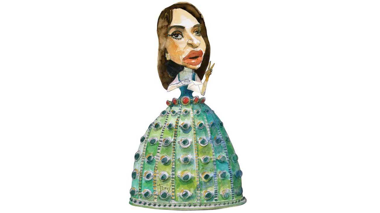 MISIVA. Cristina Fernández.