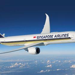 Singapore Airlines debutará con sus vuelos a la Argentina en breve.