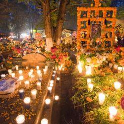 La iglesia católica celebra esta fecha en memoria de las personas que llegaron al cielo.