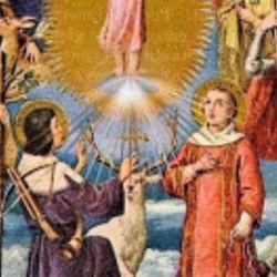 Es muy común que, durante esa fecha, las principales catedrales del mundo exhiban las reliquias de los santos.
