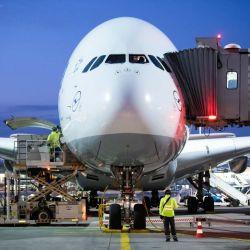Se tarda hasta cuatro semanas en resucitar una aeronave que lleva mucho tiempo parada.
